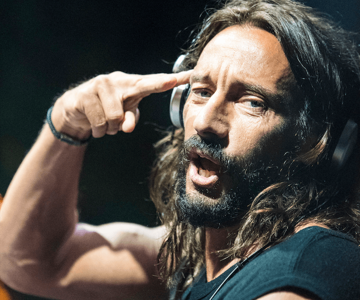 Exclusive interview Bob Sinclar: 'I'm excited like it's the first one'