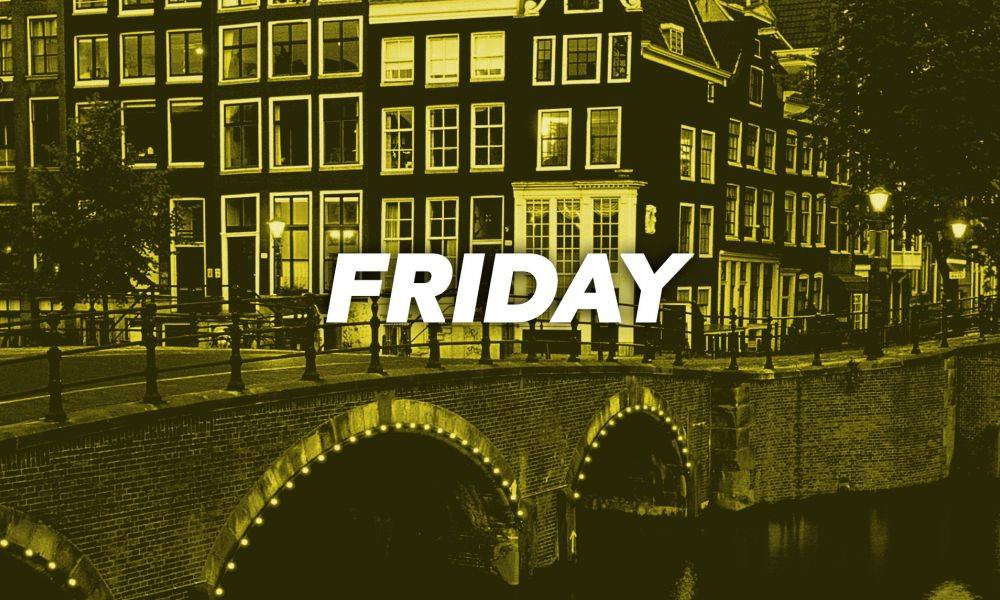 ADE Report: Spinnin' Records on Friday