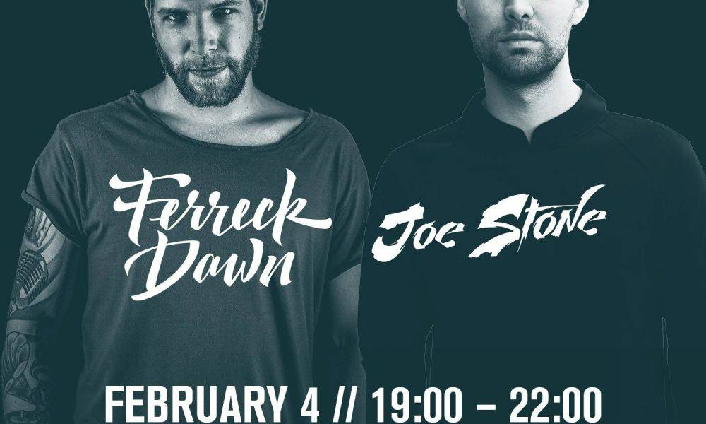 Exclusive interview & live music! Please welcome Joe Stone & Ferreck Dawn