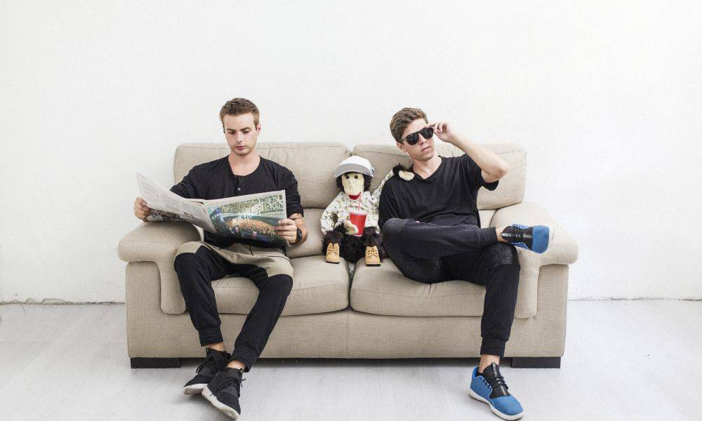 Free download! Catch the new single by Merk & Kremont