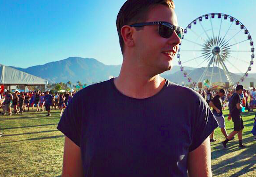 Listen to Sam Feldt's acclaimed Coachella set