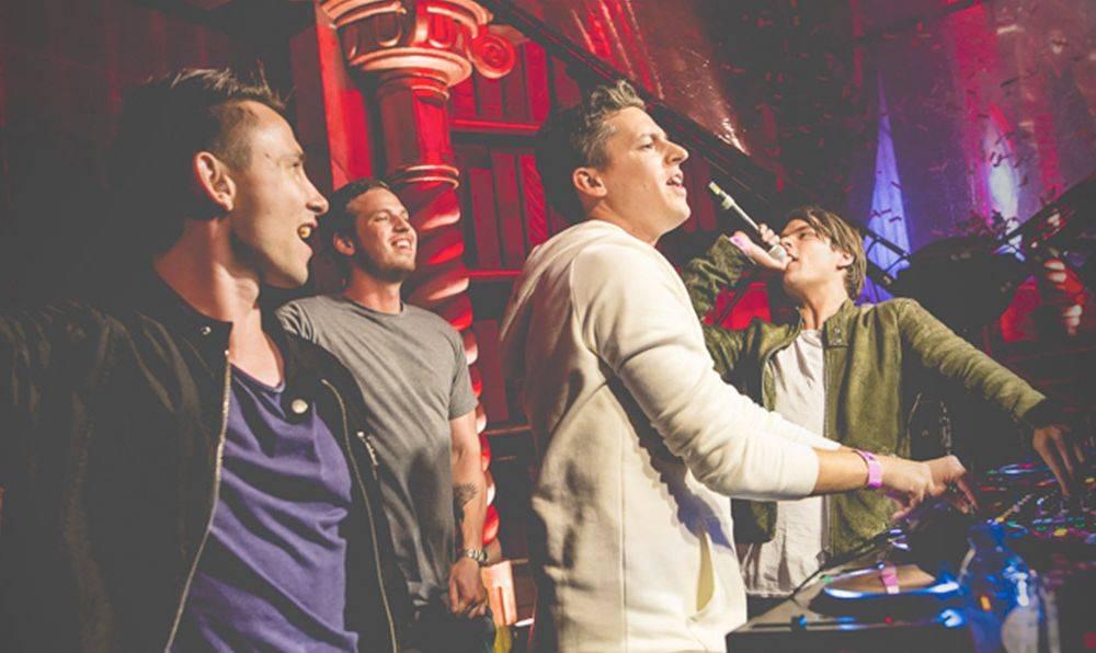 VIDEO: Lucas & Steve x Firebeatz checking some Talent Pool tunes