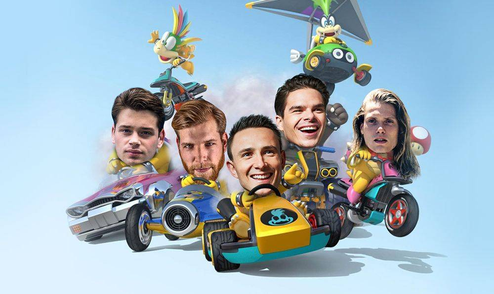 Join the Mario Kart party and win a Nintendo Switch