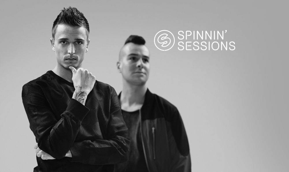 Check out Spinnin' Sessions with Blasterjaxx
