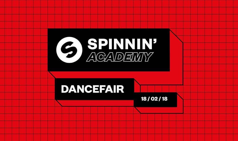 Join Spinnin' at Dancefair