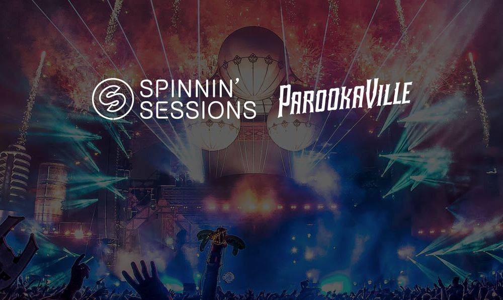 Watch the Spinnin' Sessions line-up at Parookaville