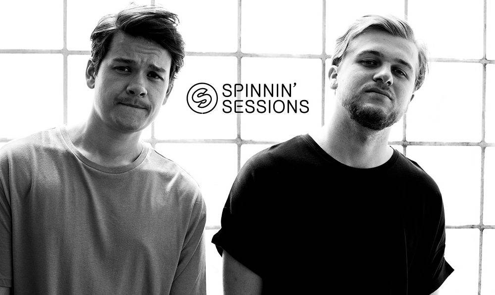 Check out Spinnin' Sessions with TV Noise