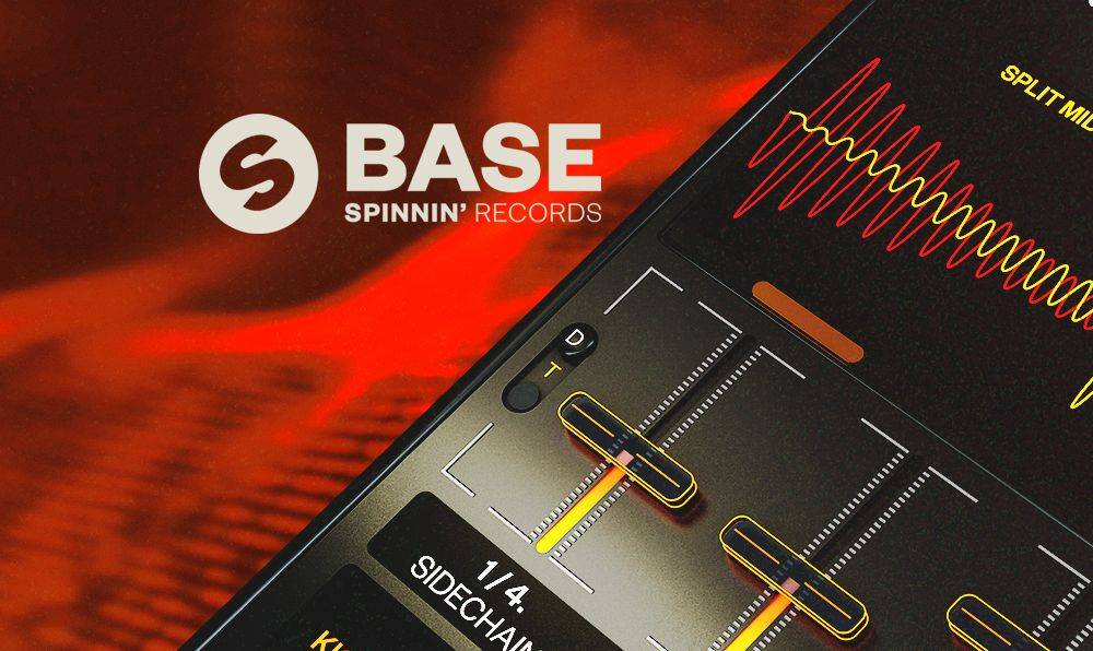 Spinnin' officially presents its BASE plugin