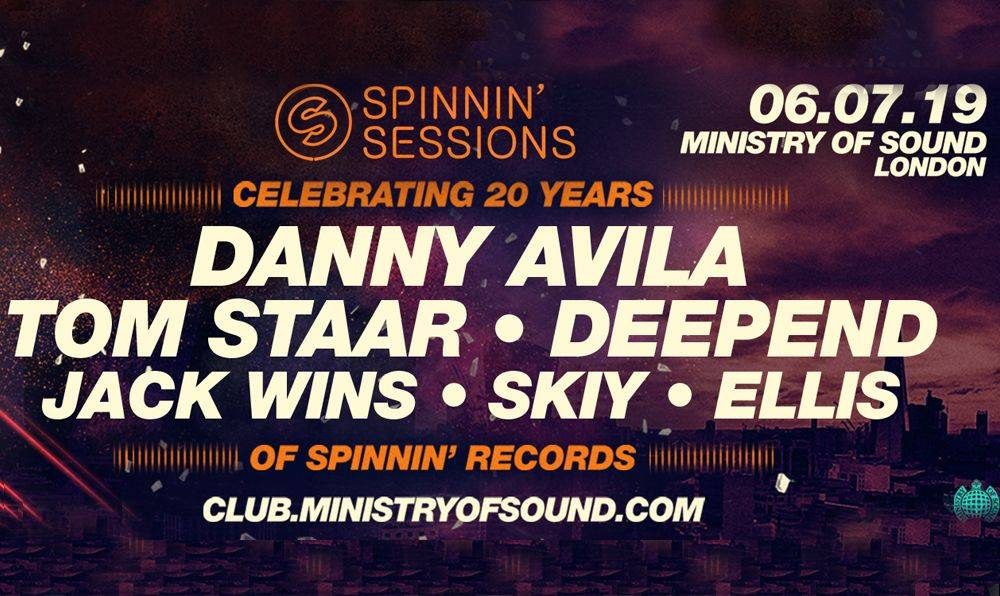 CONTEST: win VIP entry and many more for Spinnin' Sessions at Ministry of Sound London!