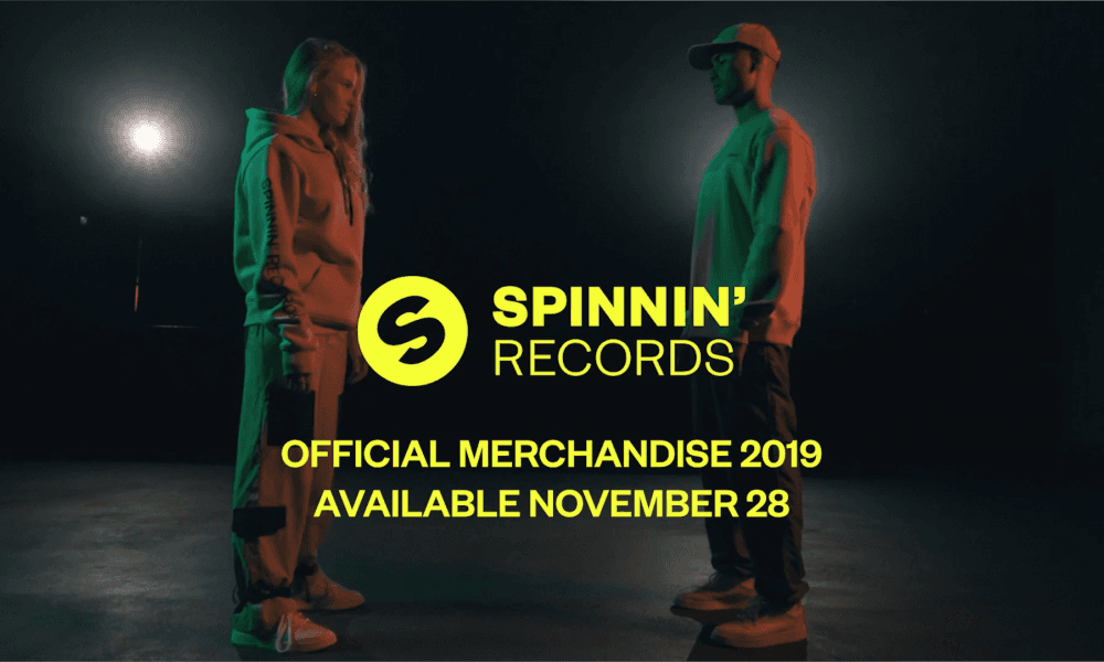Spinnin' Records Official Merchandise 2019 - OUT NOW!
