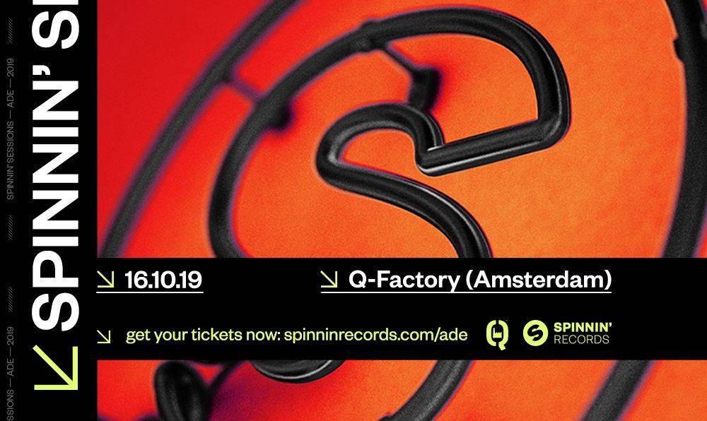 Spinnin' Records x Amsterdam Dance Event: our first wave of the line-up!