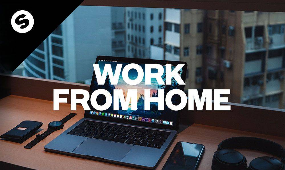 Work From Home | The best Spinnin' playlists