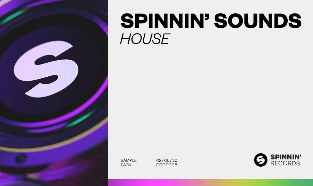 Spice up your track with the latest Spinnin' House pack release – get ready!