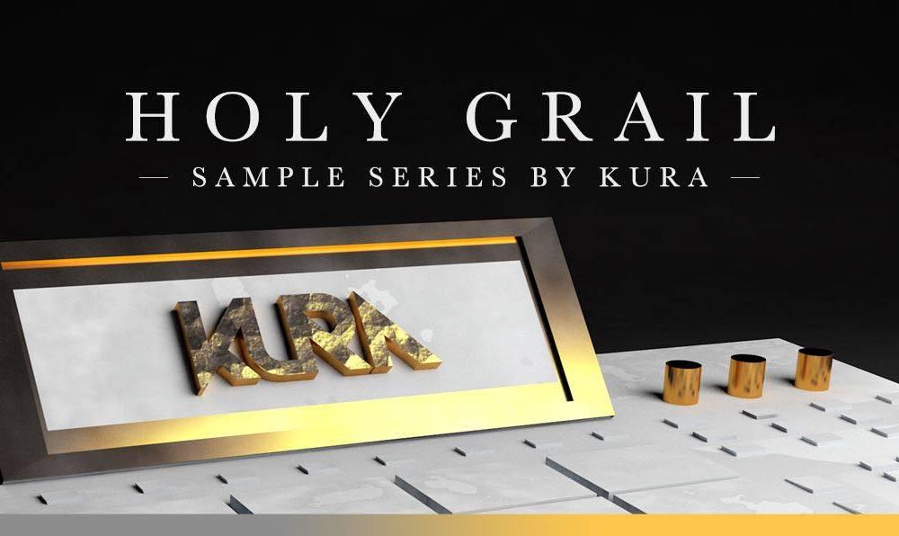 KURA shares his flaming 'HOLY GRAIL'