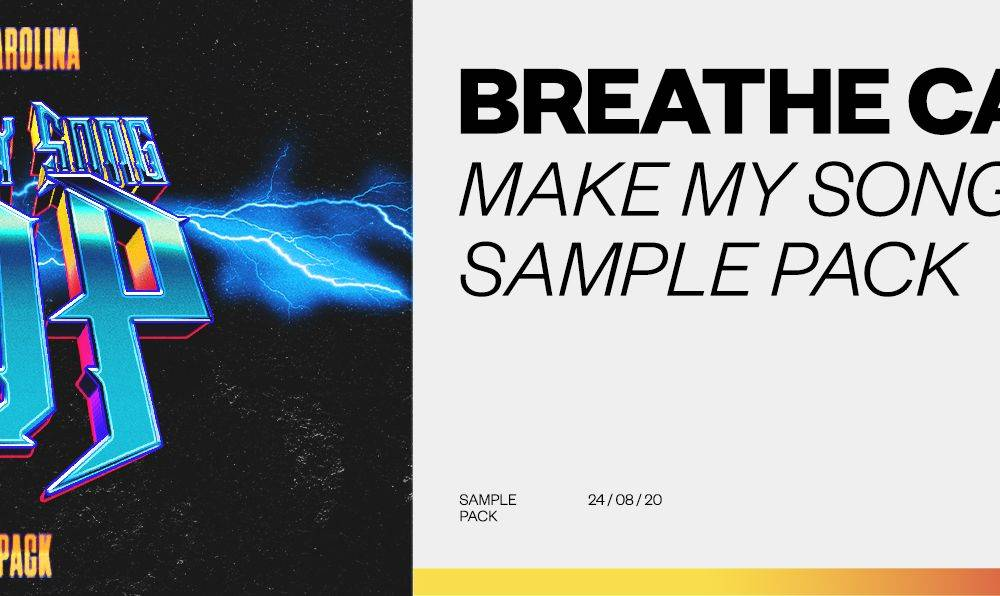 Splice and Spinnin' Records present new artist featured sample pack: Breathe Carolina's 'Make My Song Pop' sample pack!