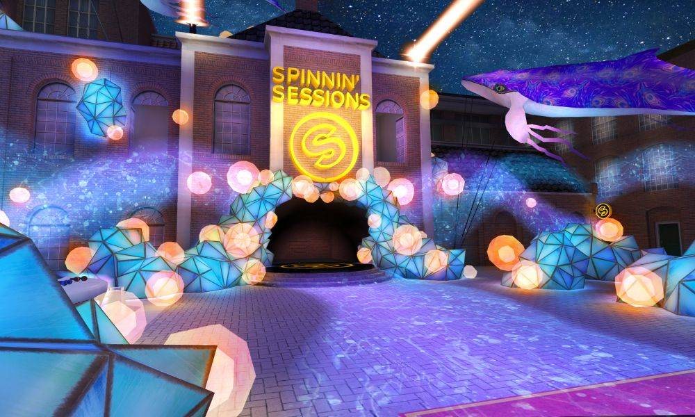 Avakin Life Players Ready To Dive Into A Deep-Sea Clubbing Experience with Spinnin' Records