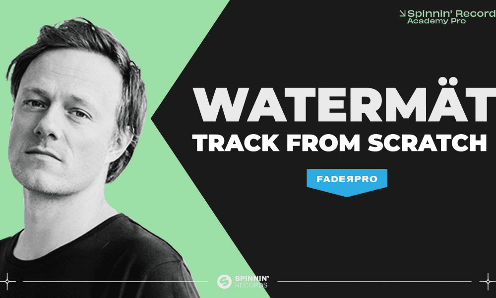 ALL OF WATERMÄT'S SECRETS IN ONE MASTERCLASS!