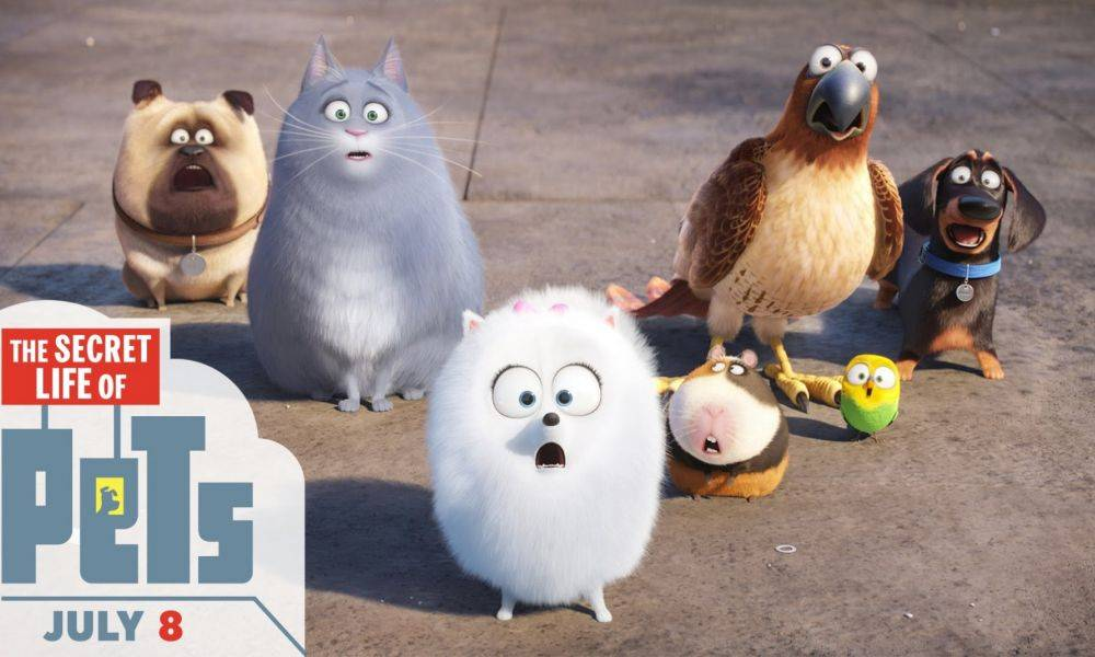 'The Bingo Players - Get Up (Rattle)'  Secret Life of Pets trailer!