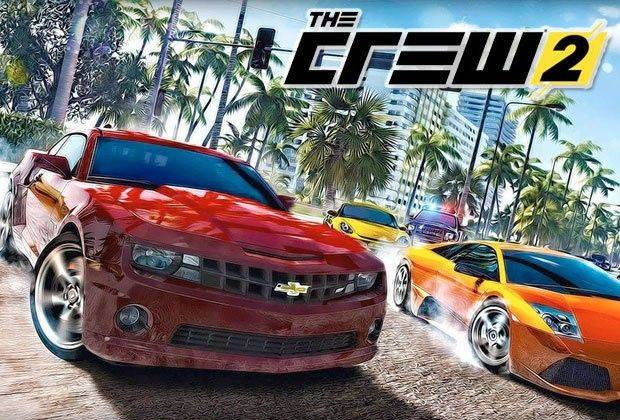 17 Spinnin' & MusicAllStars songs in 'The Crew 2' (Game)