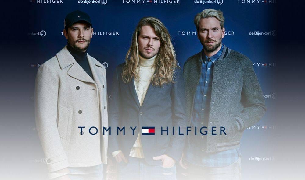 TOMMY HILFIGER X KRIS KROSS AMSTERDAM