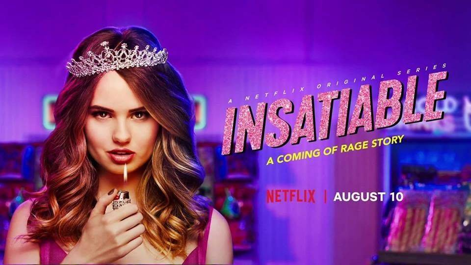 'Chocolate Puma x Pep & Rash - The Stars Are Mine' in Insatiable (TV Serie)