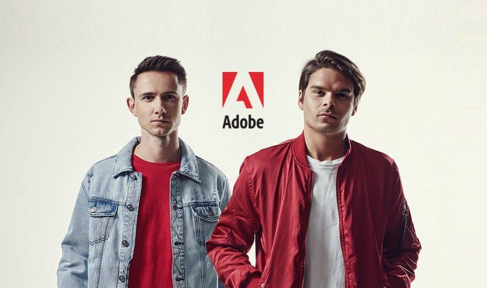 Lucas & Steve x Adobe