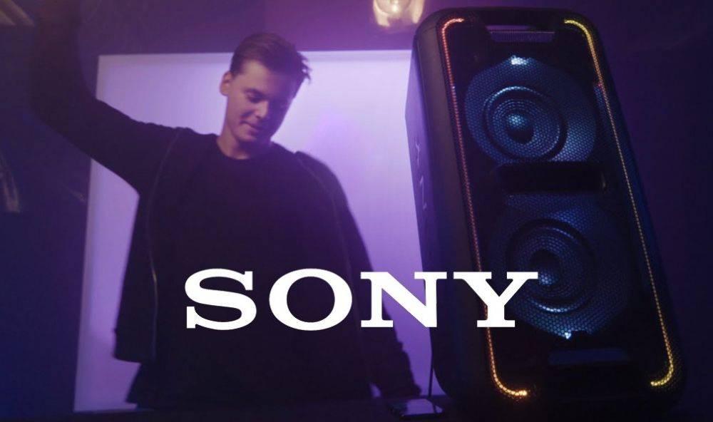 Mike Williams & Sony Audio Europe
