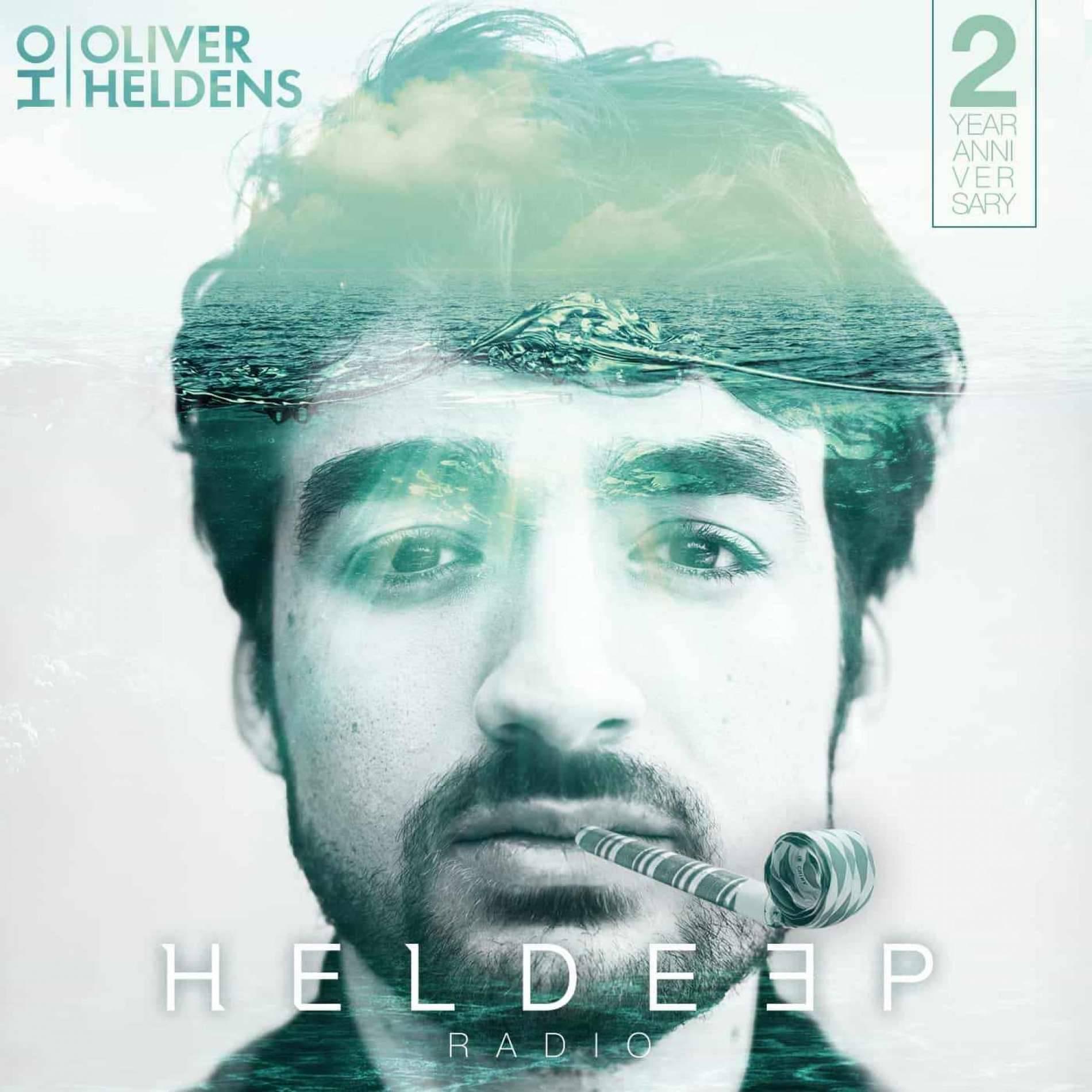 Oliver Heldens speaks career and 2 year anniversary Heldeep Radio