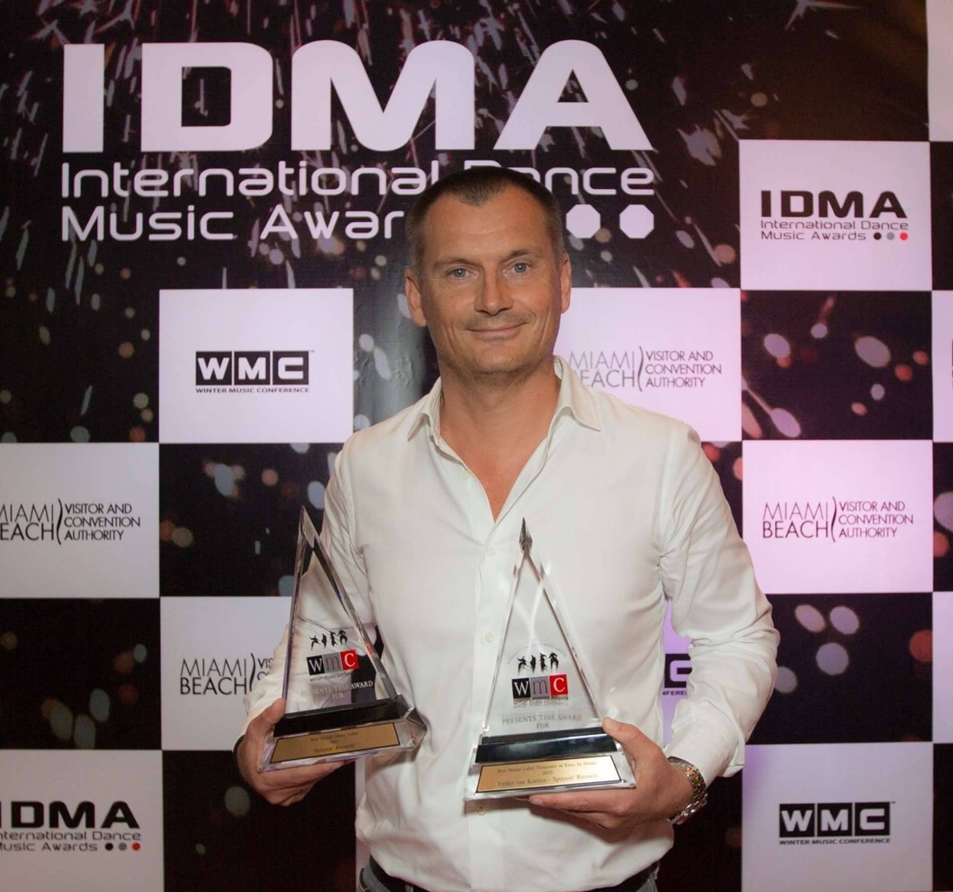 Spinnin' Records declared best dance label worldwide for third consecutive time
