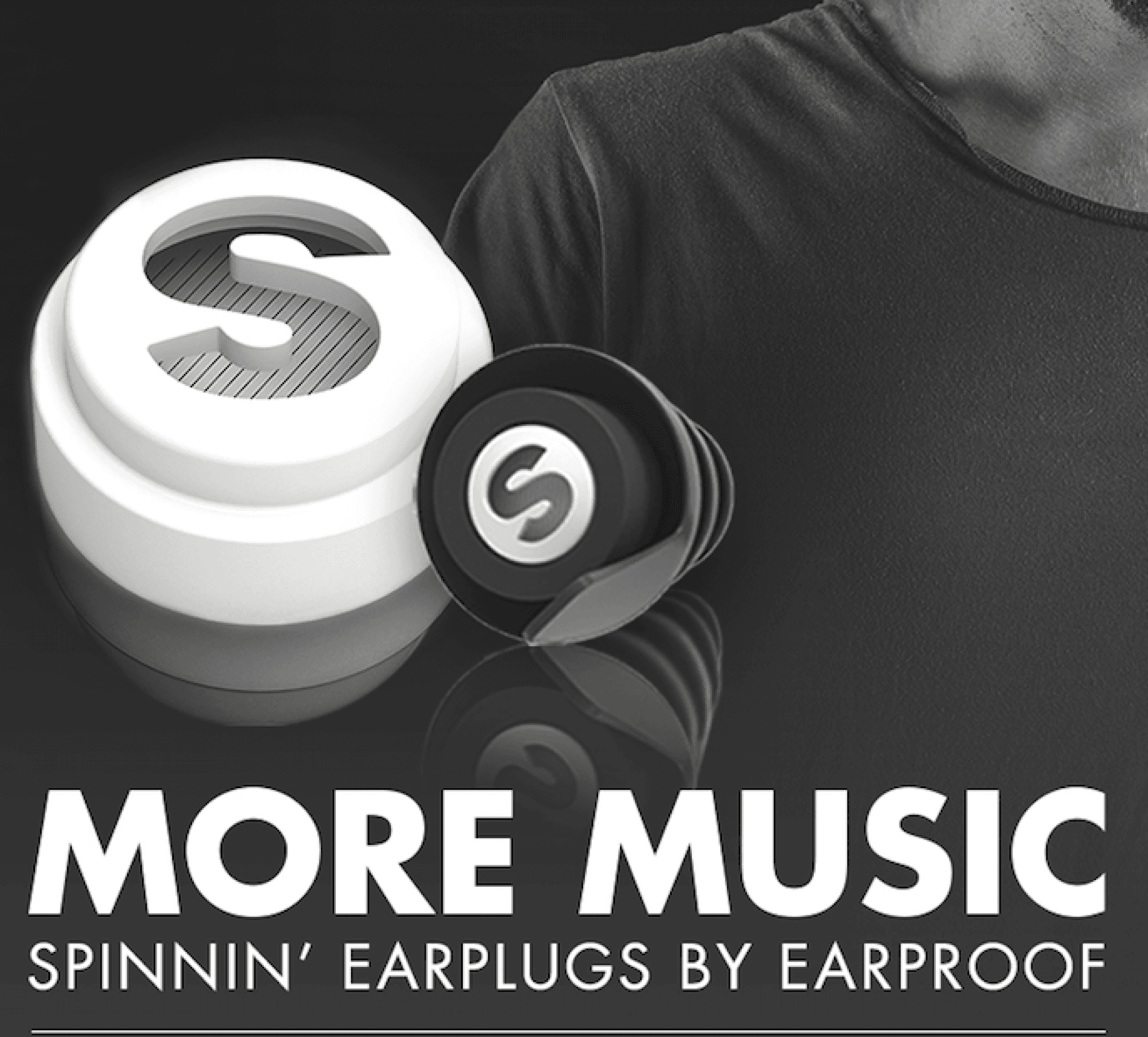 Spinnin' Records & Earproof team up for exclusive earplugs