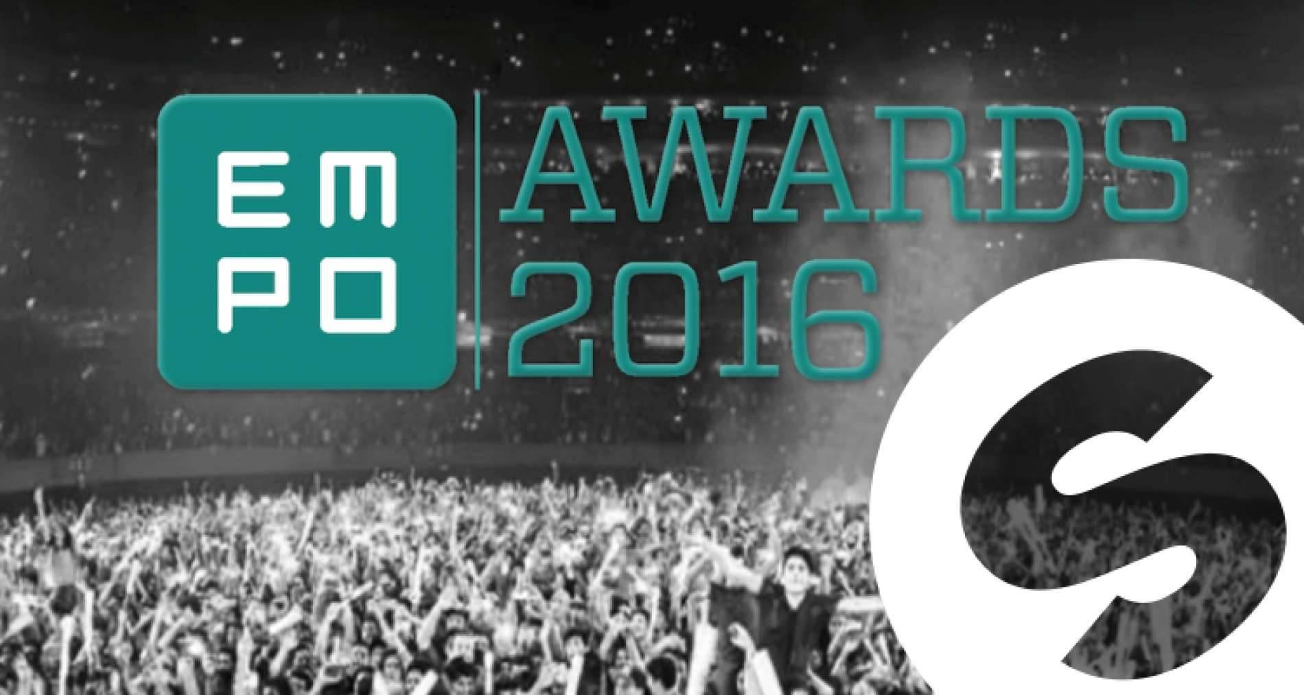 Spinnin' Records wins at EMPO Awards 2016