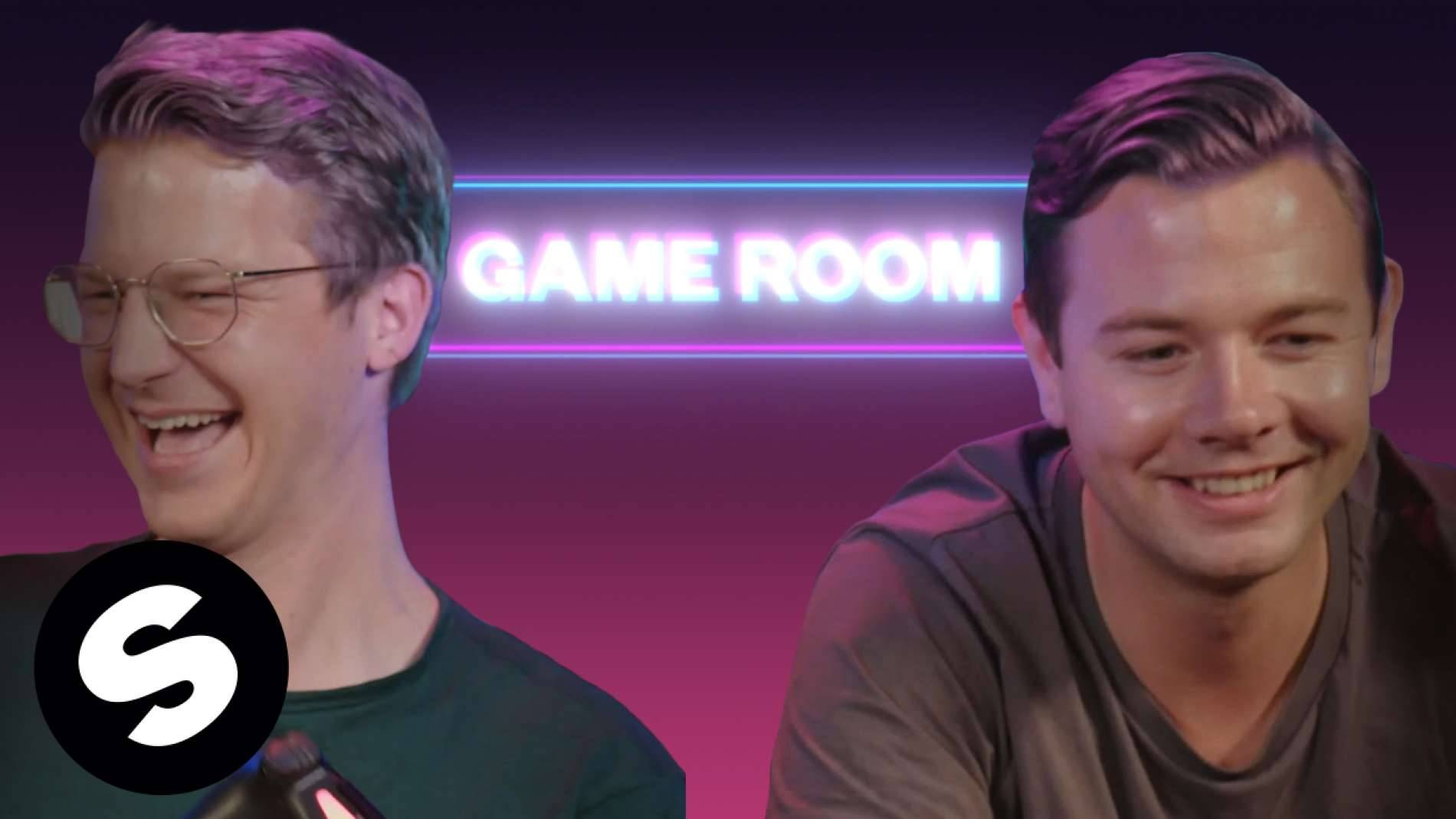 Game Room with Sam Feldt: Is Sam secretly a professional FIFA19 player?