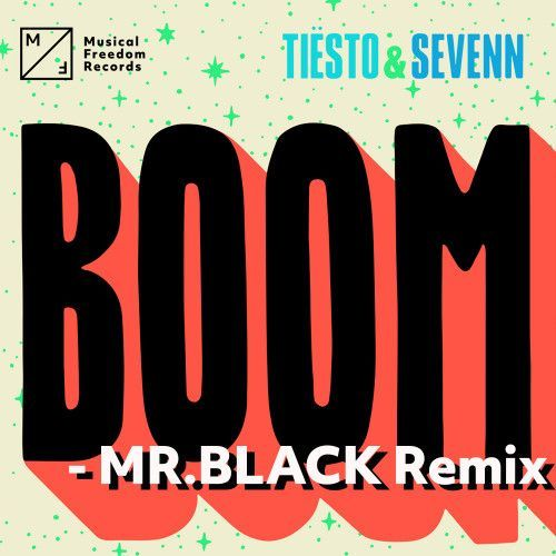 BOOM (MR. Black Remix)