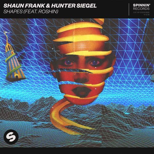 Shaun Frank & Hunter Siegel feat. Roshin - Shapes