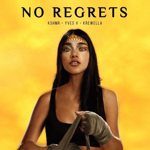 KSHMR, Yves V & Krewella – 'No Regrets' ile ilgili görsel sonucu