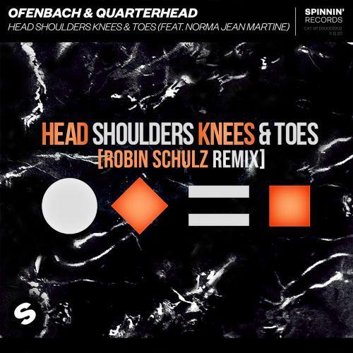 Head Shoulders Knees & Toes (feat. Norma Jean Martine) [Robin Schulz Remix]