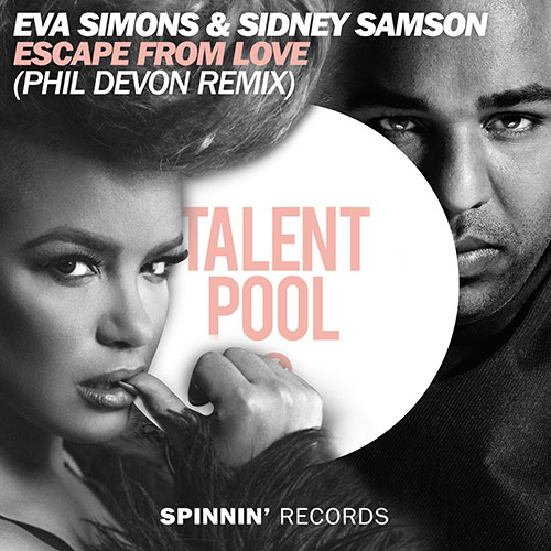 Eva Simons and Sidney Samson - Escape From Love