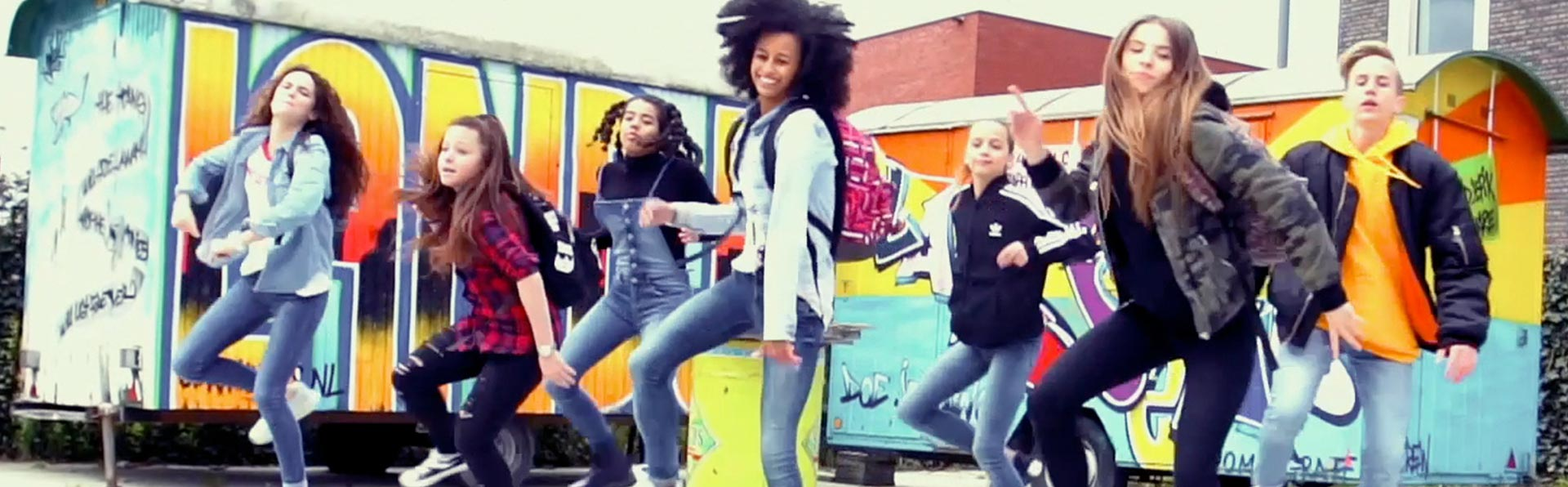 Spinnin' High School Takeover - Dance Moves