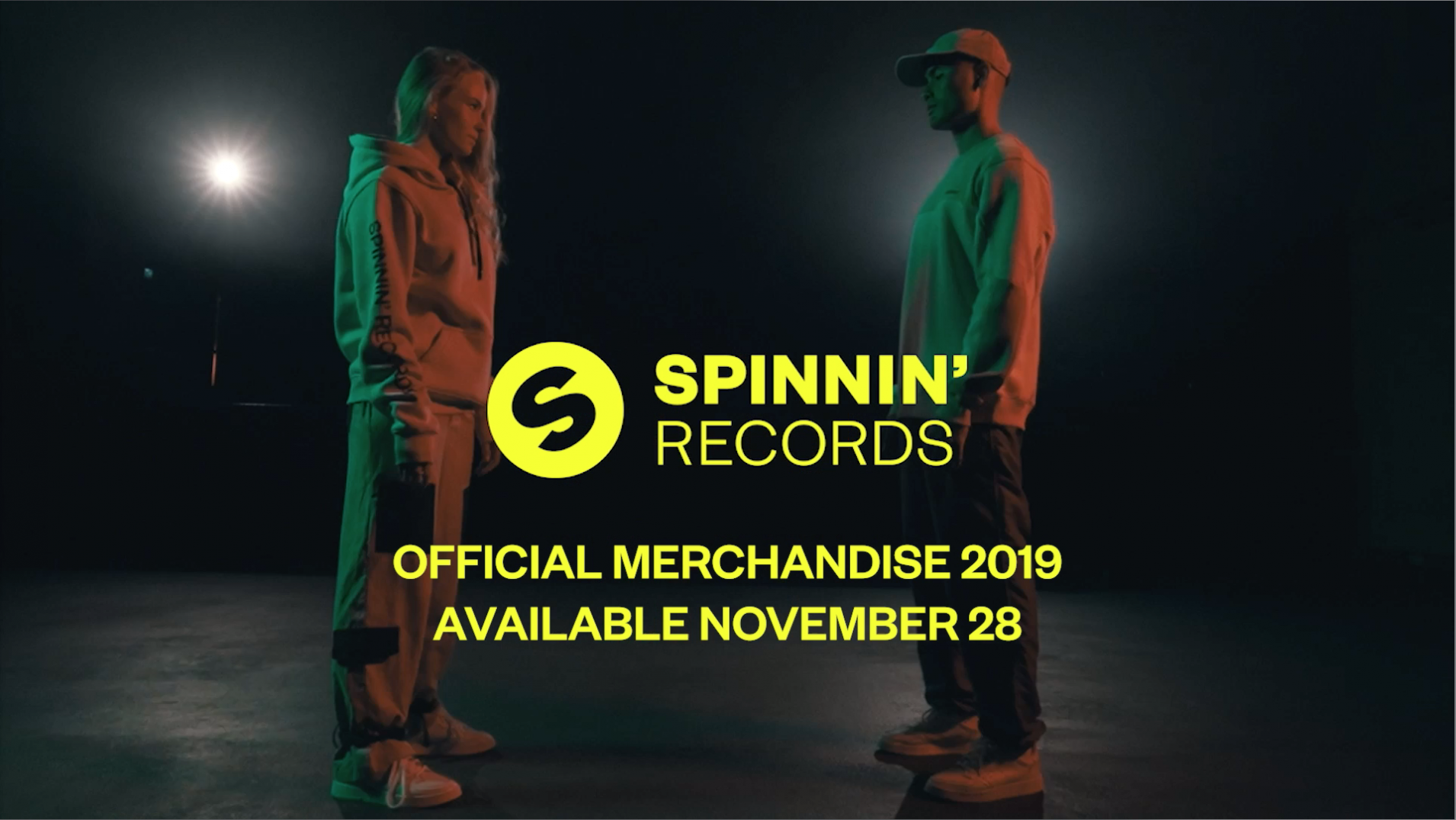 Spinnin' Records | Official Merchandise 2019 - Coming Soon
