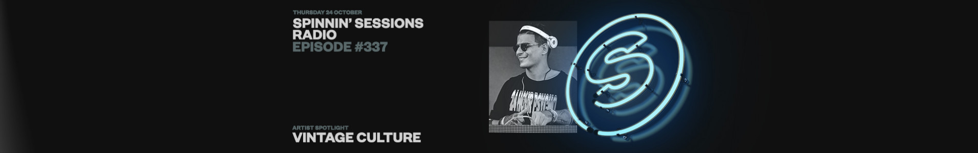 Listen to a brand new episode of Spinnin' Sessions radio