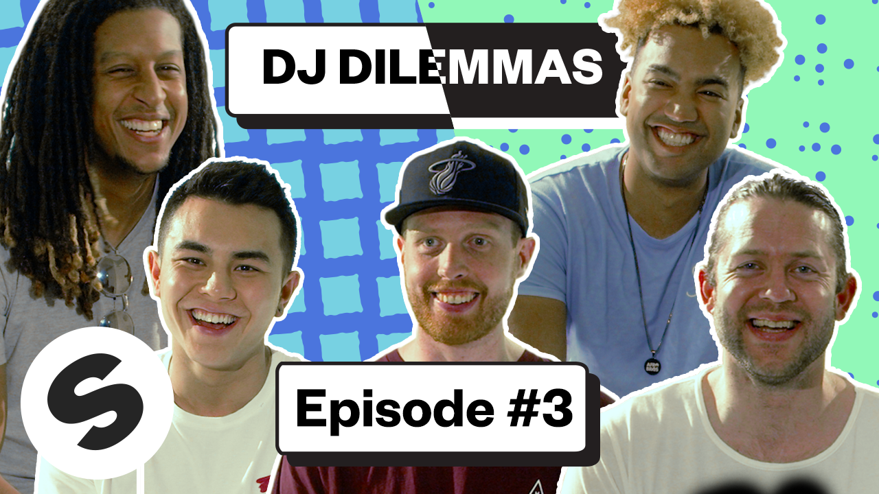 Would Afro Bros, The Him & Carta rather collab with Ellie Goulding or Ariana Grande? - DJ Dilemmas