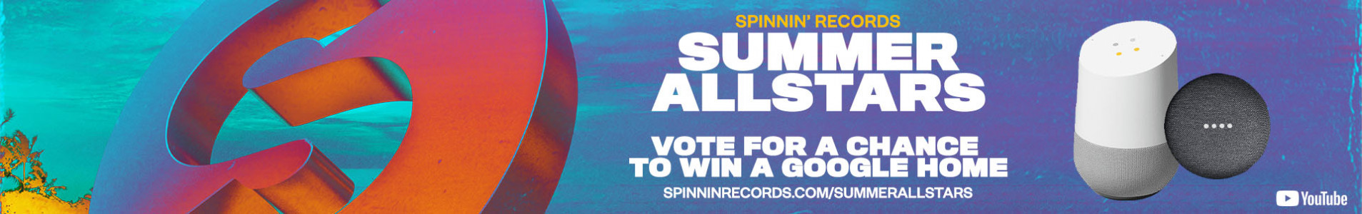 We need your help with finding the Spinnin' Summer Allstars!