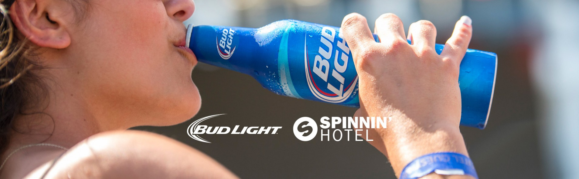 Spinnin' Hotel & Bud Light