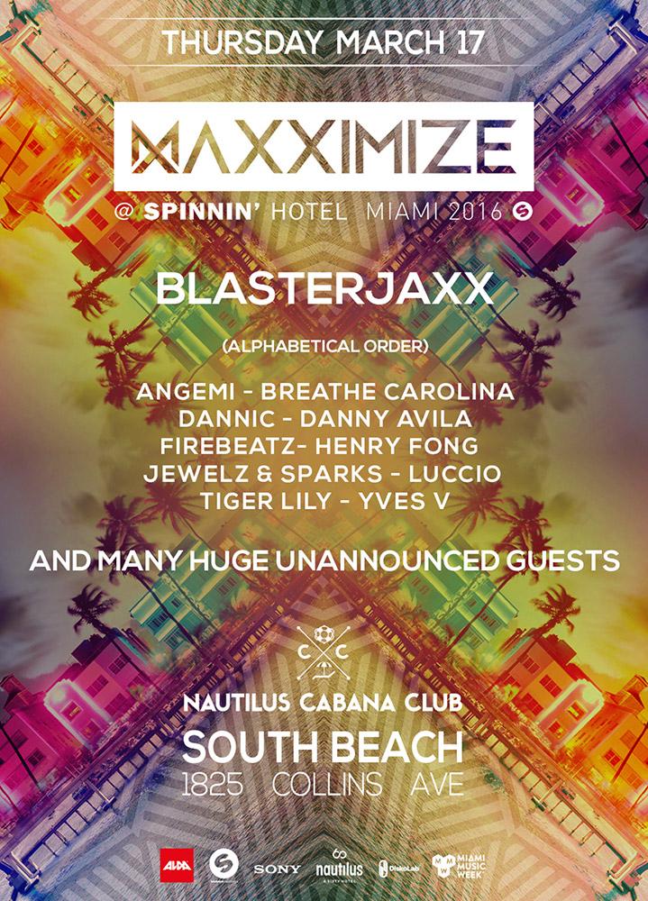 Maximize Miami 2016