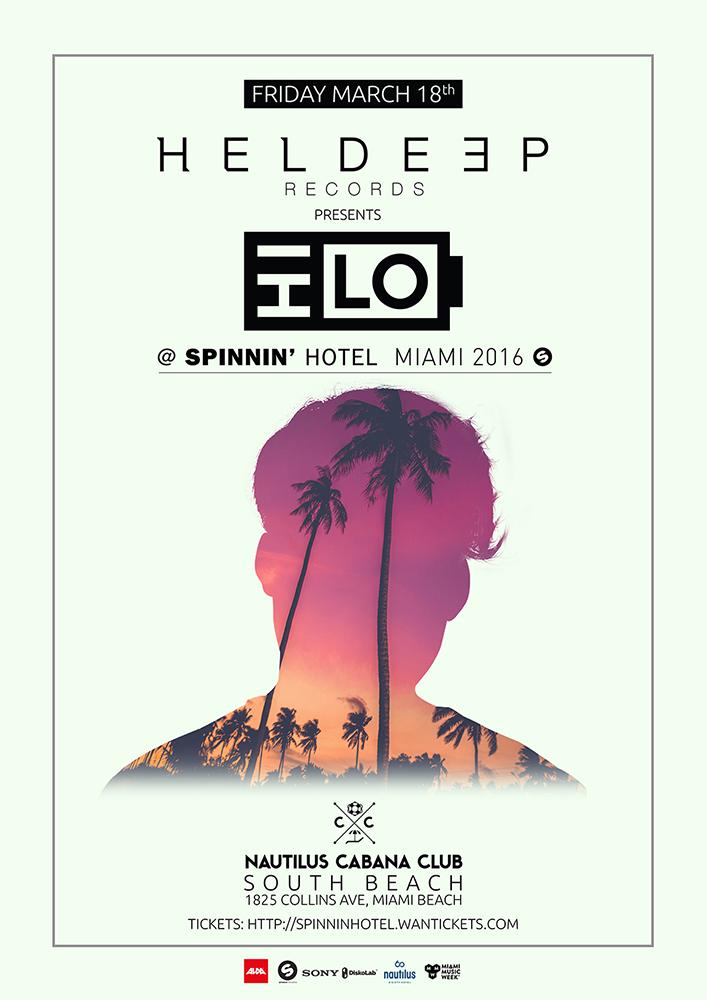 Heldeep Miami 2016